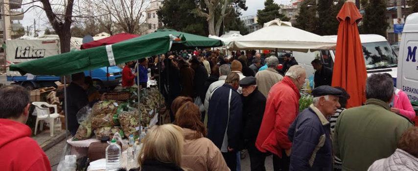 Και Αγορές Καταναλωτών σε κάθε Δήμο, με πωλητές αγρότες, συνεταιρισμούς, μικρούς μεταποιητές