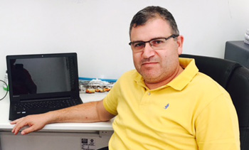 Ο Ανδρέας Πούρος, Διευθυντής της A&E Solutions Consultants Ltd
