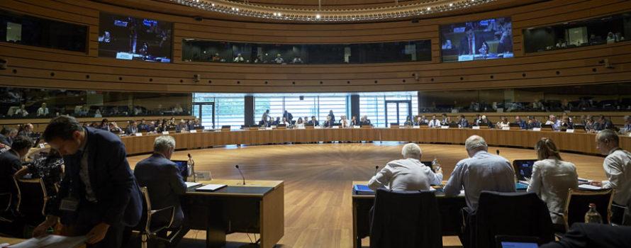 Νέα ΚΑΠ με εργαλεία διαχείρισης κινδύνου, στο τραπέζι των Ευρωπαίων υπουργών Γεωργίας