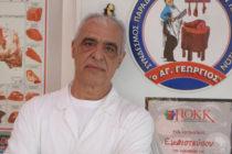 Ν. Παπαλαμπόπουλος: Το επάγγελμα του κρεοπώλη απαιτεί αγάπη και μεράκι